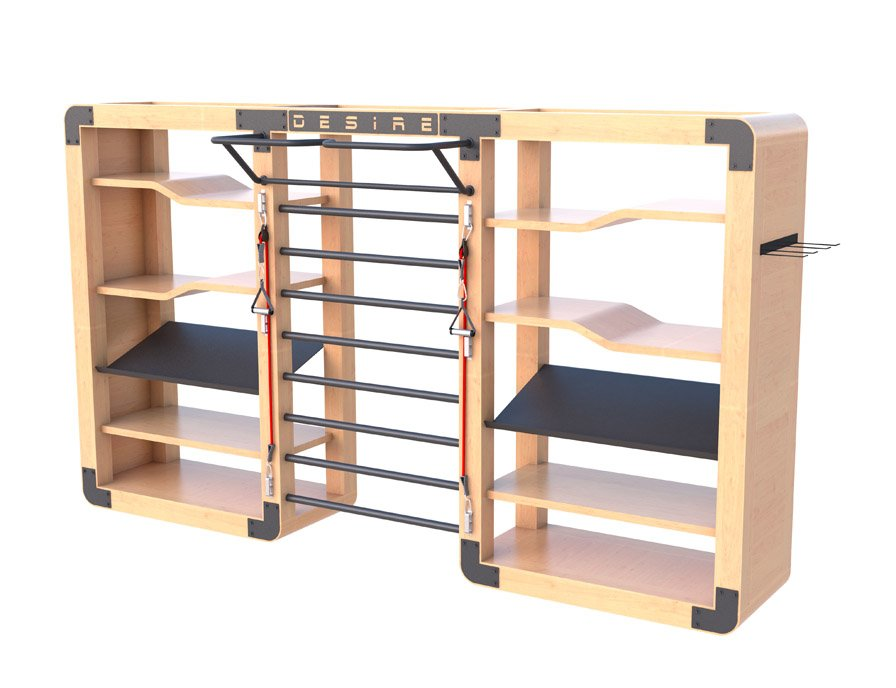 Eco Double Rack System
